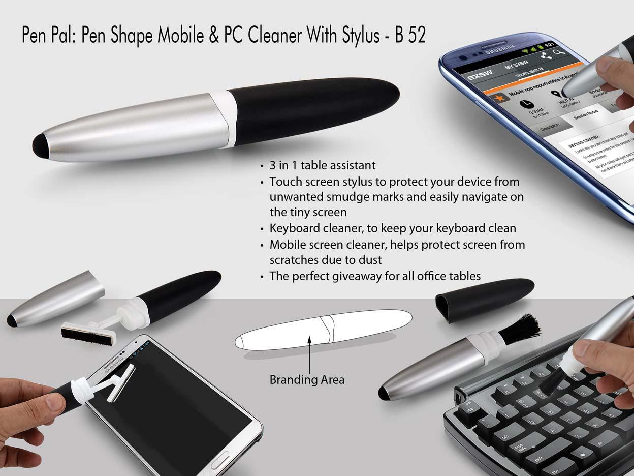 Pen Sahpe Mobile / Pc Cleaner