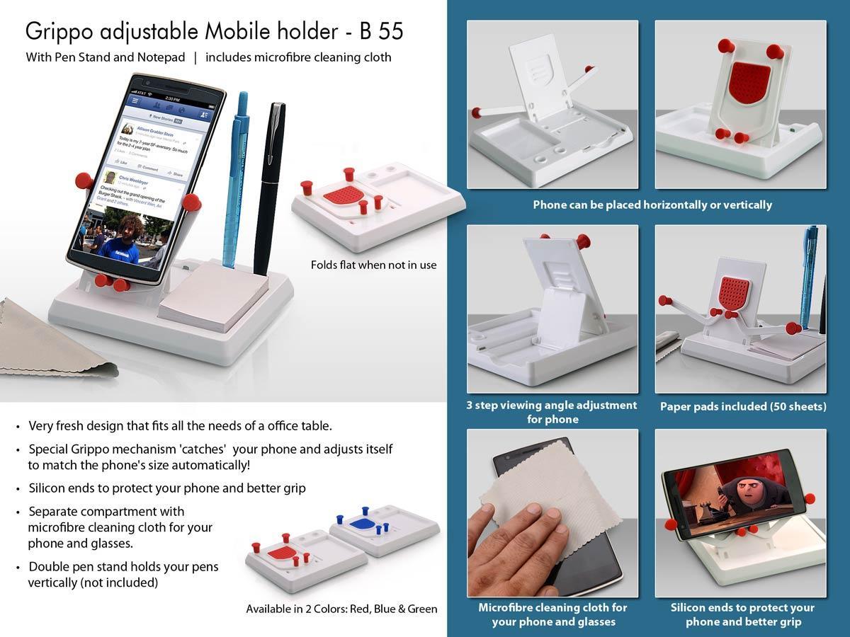 Grippo Adjustable Mobile Holder