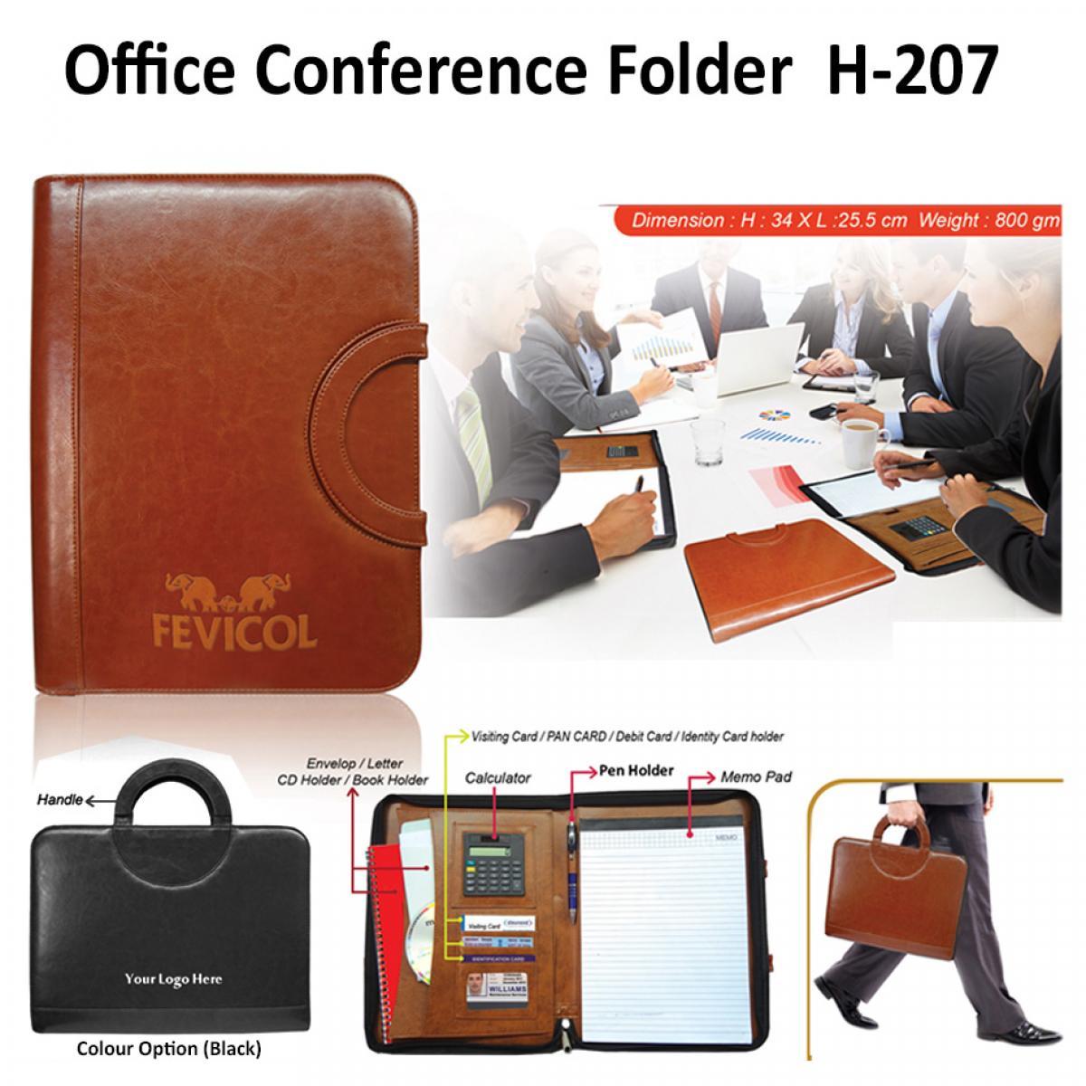 Office Conference Folder