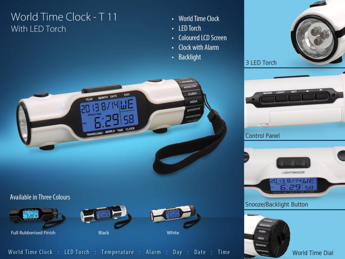 World Timer & Calculator